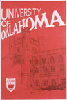 University of Oklahoma poster