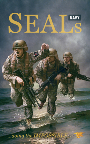 navy seals posters inc historic posters